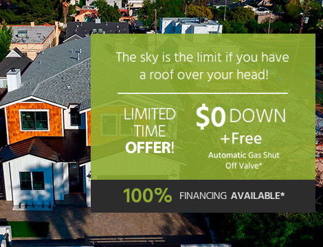 Roofing Promotion