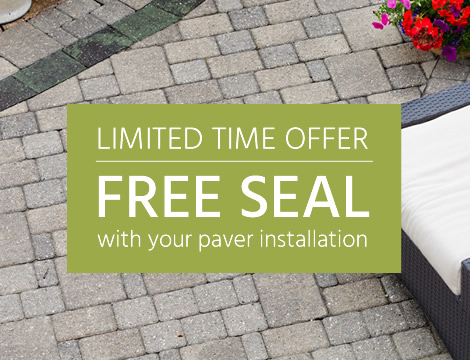 Pavers Promotion